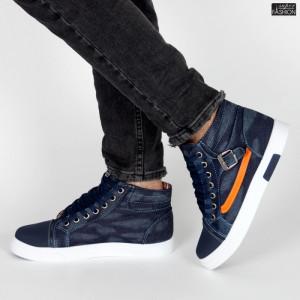Ghete Sport ''Fashion Balq B-012 Blue'' [S8B1]