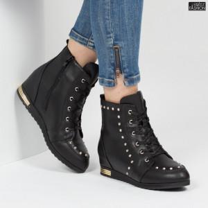 Ghete Sport ''NCD Fashion F02 Black'' [D23F12]
