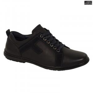 Pantofi ''Clowse 6A32-9 Blue'' [S7F2]