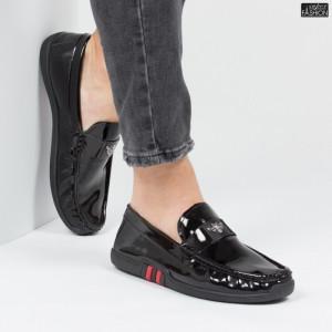 """Pantofi """"Fashion 908-1 Black"""" [S23E10]"""