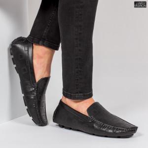 Pantofi ''Free Fashion 6601-1 Black'' [S2E7]