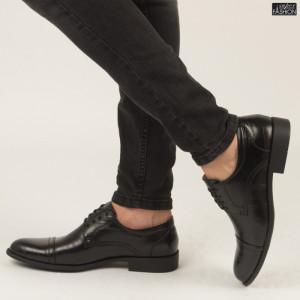 Pantofi ''Renda B86-12 Black'' [S1E7]