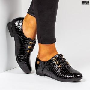 Pantofi ''Roliya Fashion 0157-2 Black''