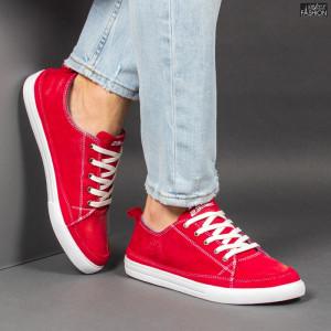 Pantofi Sport ''23DEC. M9030-15 Red'' [S5E1]
