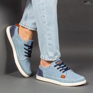 Pantofi Sport ''23DEC. M9036-12 Lt. Blue''