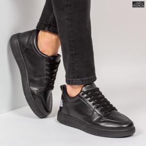 Pantofi Sport ''ABC A08 Black'' [S8E3]