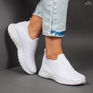 Pantofi Sport ''ABC H-1 White'' [D12C5]