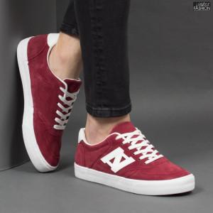 Pantofi Sport ''ABC H2201 Wine Red''
