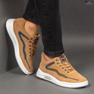 Pantofi Sport ''ABC L5080 Khaki'' [S2E4]