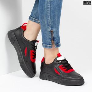 Pantofi Sport ''ALD Fashion HQ-80 Black''