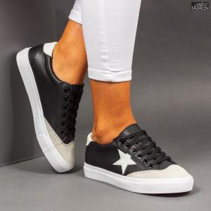 Pantofi Sport ''ALD Fashion Z-8810 Black''