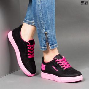 Pantofi Sport ''BAO SPORT 1606 Black Fucsia''