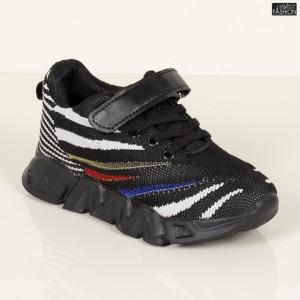 Pantofi Sport Copii ''BAO SPORT CH-12 Black''