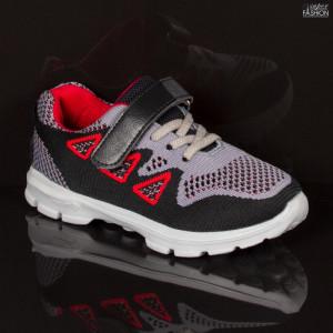 Pantofi Sport Copii ''L&X C077 Black''