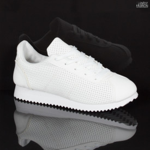 Pantofi Sport Copii ''MRS NH-3 White'' [D23E5]