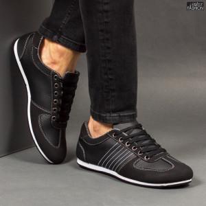 Pantofi Sport ''Couture Fashion G-61 Black'' [S13B4]