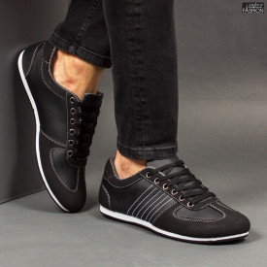 Pantofi Sport ''Couture Fashion G-61 Black''