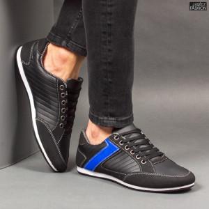 Pantofi Sport ''Couture Fashion G-63 Black''