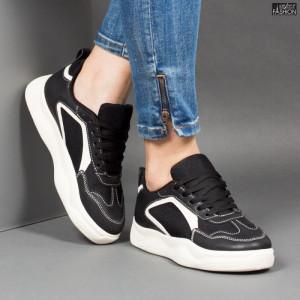 Pantofi Sport ''DON Fashion AN-28 Black ''