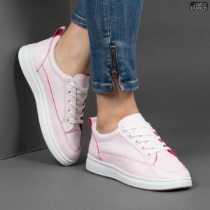 Pantofi Sport ''DON Fashion TS512 Red '' [D7E1]