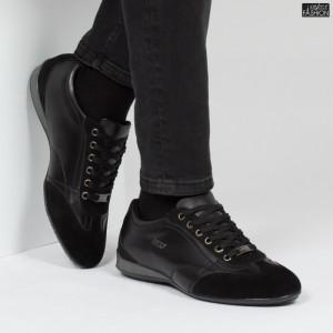 Pantofi Sport ''ELY Style 200961 Black'' [S23E11]