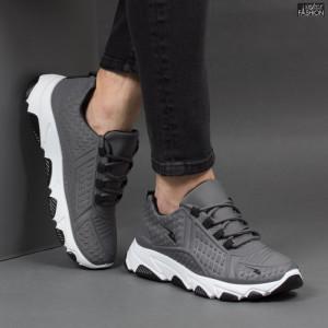 Pantofi Sport ''Fashion Balq G-007 Grey''