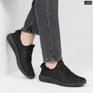 Pantofi Sport ''Fashion Style D-1 Black''
