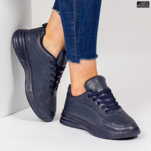Pantofi Sport ''L&X B067 Navy'' [D18A1]