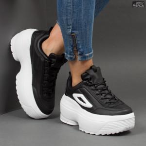 Pantofi Sport ''Lavy AB5658 Black'' [D8F10]