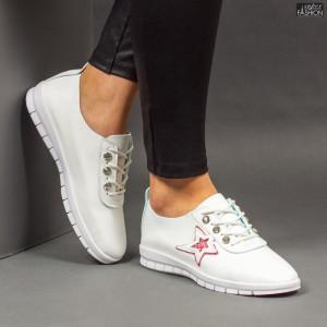 Pantofi Sport ''Meek 1906 White Pink'' [D10A4]
