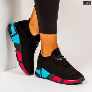 """Pantofi Sport """"Mei HMM9 Black"""""""