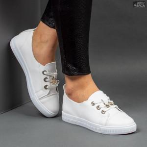 Pantofi Sport ''RED STAR Fashion 296 White''