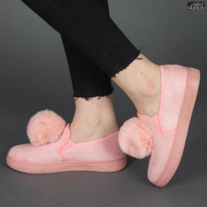 Pantofi Sport ''Roliya BH108 Pink'' [D23E9]