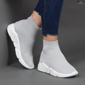 Pantofi sport ''RXR R-635 Lt. Grey'' [D23E9]
