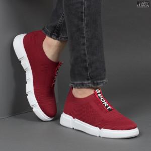 Pantofi Sport ''RXR S060 Claret Red'' [S3E3]