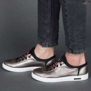 """Pantofi Sport """"SPORT Fashion 8809 Grey"""" [S23B9]"""
