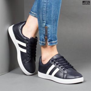 Pantofi Sport ''Veer Fashion A1803-3 Blue'' [D8D7]