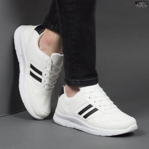 Pantofi Sport ''Veer Fashion B2816-2 White'' [S21E6]
