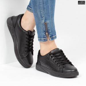 Pantofi Sport ''Veer Fashion F1826-1 Black''