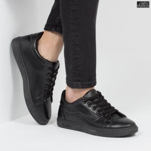 Pantofi Sport ''WE Fashion B333 Black Black'' [S9E10]
