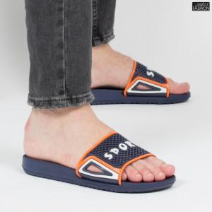 """Papuci """"Aierda 89 D. Blue Orange'' [S14B6]"""