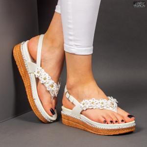 Sandale ''ALD Fashion HQ-L7092 White'' [D1E12]