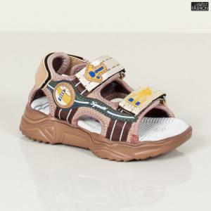 Sandale Copii ''DION B3 Khaki'' [S11C2]