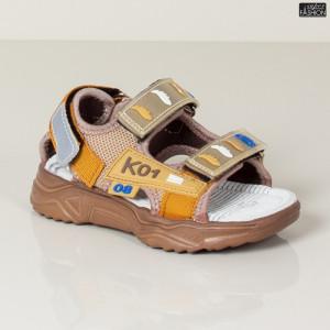 Sandale Copii ''DION B5 Khaki'' [S8C3]