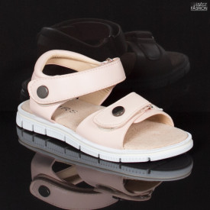 Sandale Copii ''MRS 138 Off White'' [D19D10]