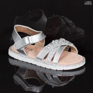 Sandale Copii ''MRS 163 Silver'' [D4D4]