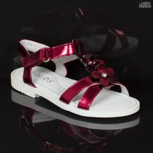 Sandale Copii ''MRS 673 Red'' [D2D1]
