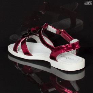 Sandale Copii ''MRS 673 Red'' [D2D2]