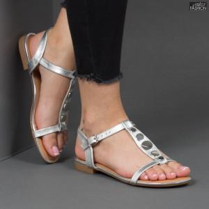 Sandale ''Mei Fashion CS2 Silver'' [D13C7]