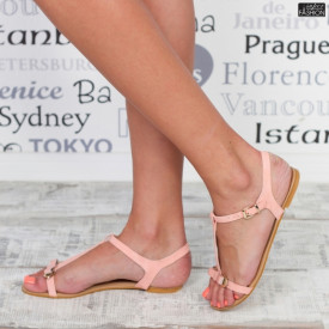Sandale ''Mei OL-HG56 Pink''
